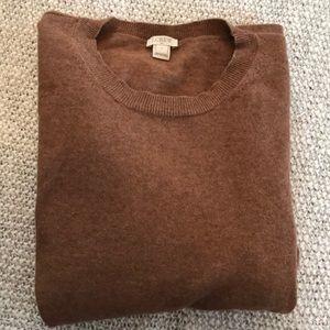 J. Crew Cotton-Wool Teddie Sweater